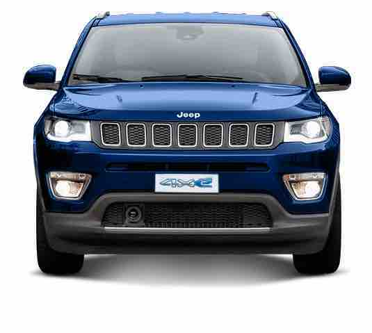 Le Jeep Compass 4xe (2020)