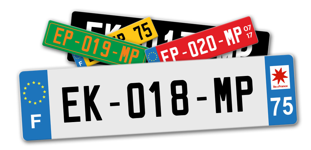 Plaque immatriculation auto , plaque immatriculation voiture en résumé