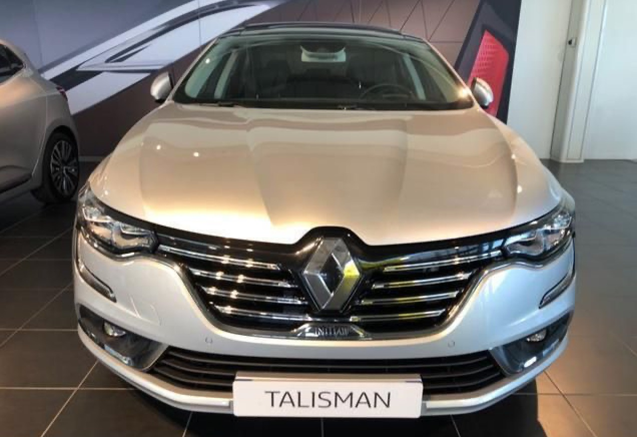 Renault Talisman 2020 restylé